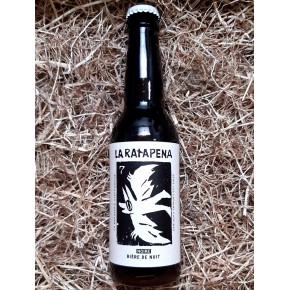 Bière La Ratapena 75cl
