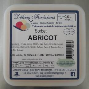 Sorbert Abricot