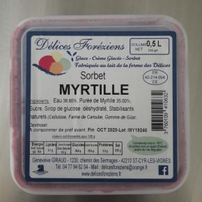Sorbert Myrtille