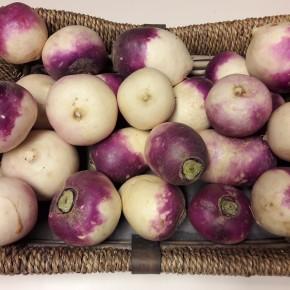 Navet violet (Bio) 500gr