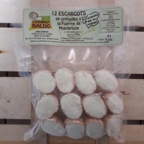 12 Cro'quilles Escargots...
