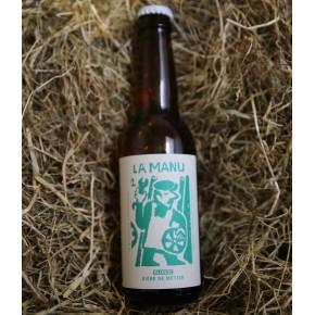 Bière La Manu 33cl