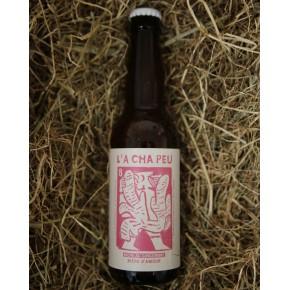 Bière L'A CHA PEU 75cl