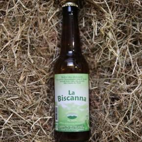 Bière La Biscanna 75cl