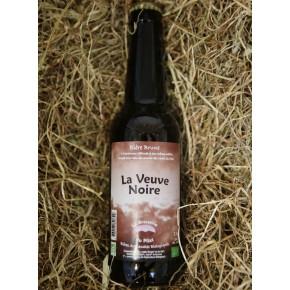 Bière La Veuve Noire 33cl
