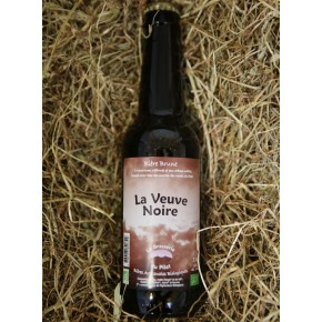 Bière La Veuve Noire 75cl
