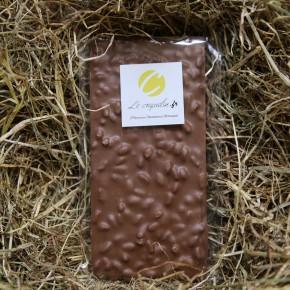 Tablette Chocolat Lait &...