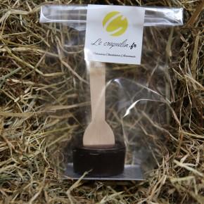 Cuillère pour chocolat...