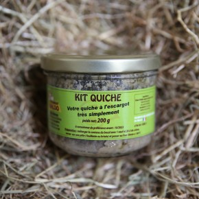 Kit Quiche Escargot