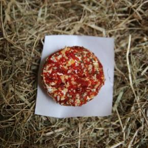 Chevreton saveur tomate